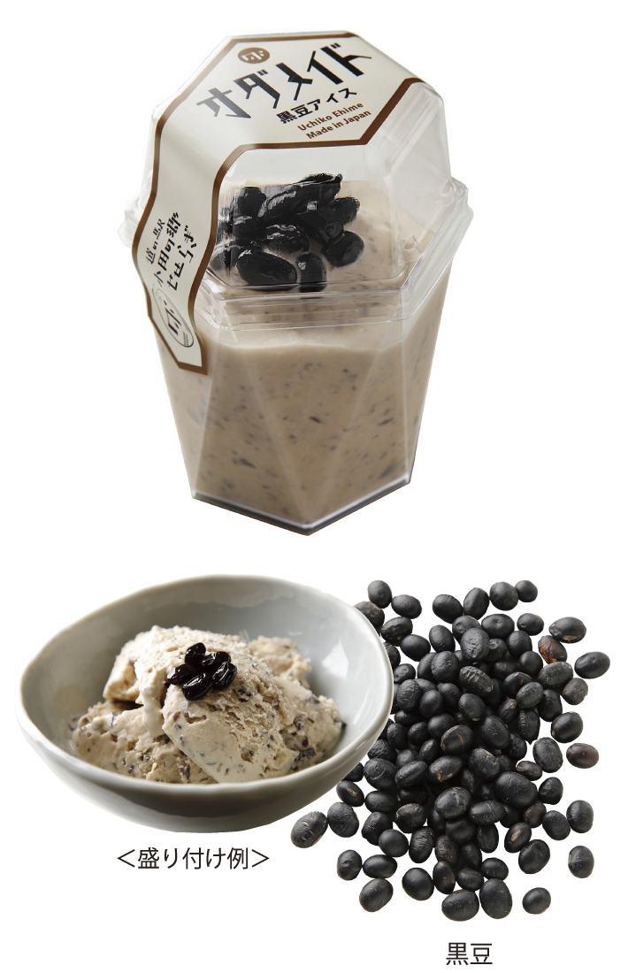 黒豆アイス
